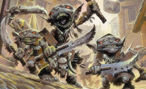 Goblins-Pathfinder